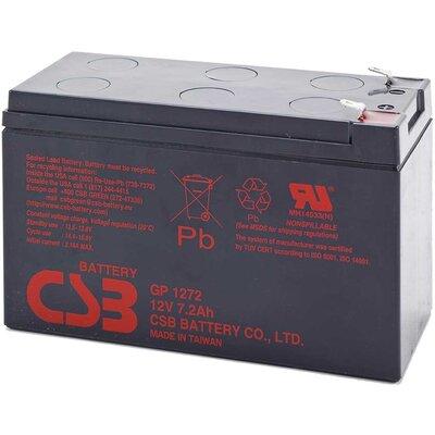 Батерия за UPS SBat / Sunlight 12V 7.2Ah