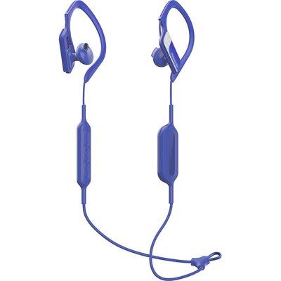 Bluetooth спортни слушалки Panasonic RP-BTS10, сини