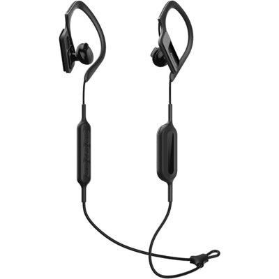 Bluetooth спортни слушалки Panasonic RP-BTS10, черни