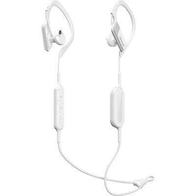 Bluetooth спортни слушалки Panasonic RP-BTS10, бели