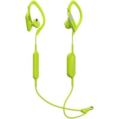 Bluetooth спортни слушалки Panasonic RP-BTS10, жълти
