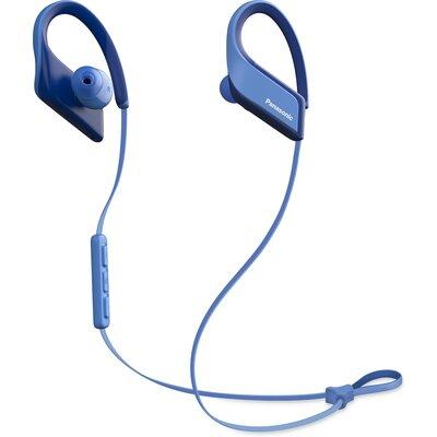 Bluetooth спортни слушалки Panasonic RP-BTS35, сини