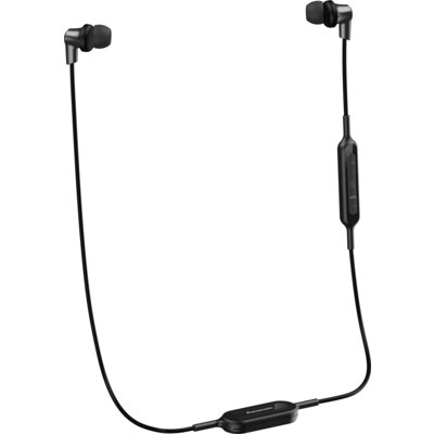 Bluetooth слушалки Panasonic RP-NJ300B, черни