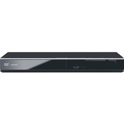 DVD плейър Panasonic DVD-S700EP-K