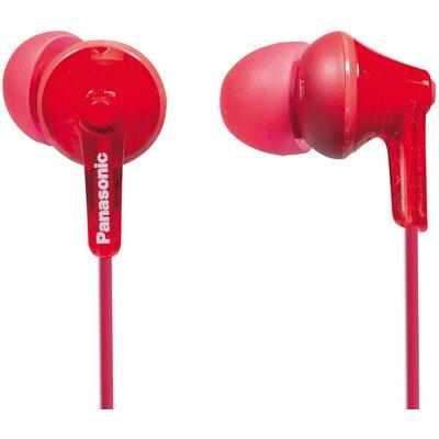 Слушалки тапи Panasonic ErgoFit RP-HJE125E-R