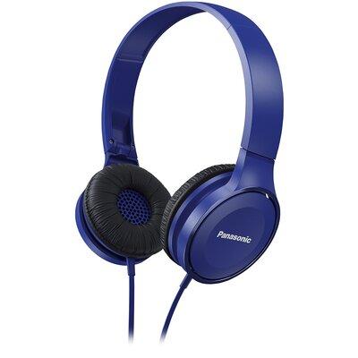Слушалки Panasonic RP-HF100, сини