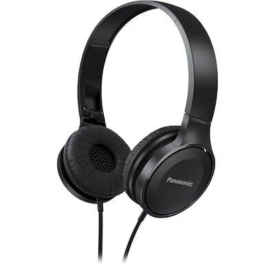 Слушалки Panasonic RP-HF100, черни