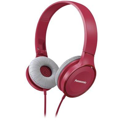 Слушалки Panasonic RP-HF100, розови