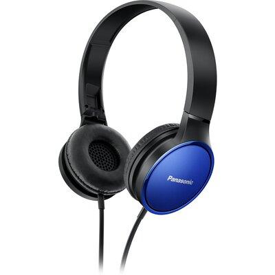 Слушалки Panasonic RP-HF300M, сини