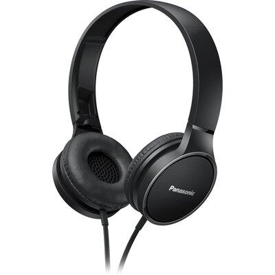 Слушалки Panasonic RP-HF300M, черни