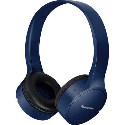 Безжични Bluetooth слушалки Panasonic RB-HF420BE-A, сини