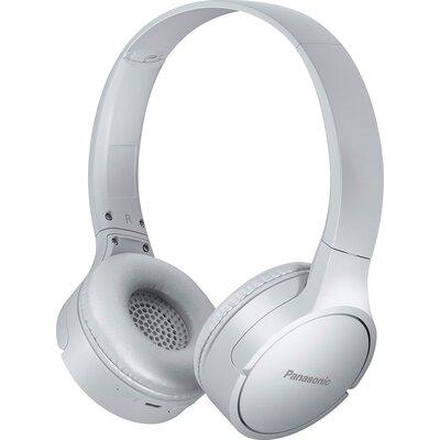 Безжични Bluetooth слушалки Panasonic RB-HF420BE-W, бели