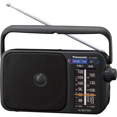 Преносимо радио Panasonic RF-2400DEG-K