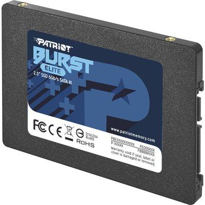 SSD диск Patriot Burst Elite 120GB