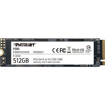 SSD диск Patriot P300 512GB