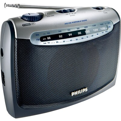 Портативно радио Philips AE2160