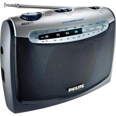 Портативно радио Philips AE2160