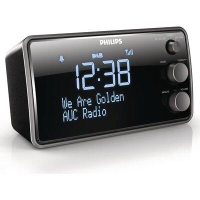 Радиочасовник Philips AJB3552 DAB+/FM