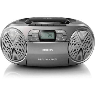 CD Радиокасетофон Philips AZB600 DAB+