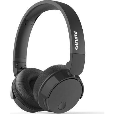 Bluetooth Слушалки Philips BASS+ TABH305BK