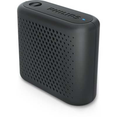Портативна Bluetooth колонка Philips BT55B, цвят черен