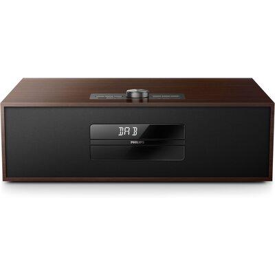 Микро музикална система Philips BTB4800, Bluetooth, MP3-CD, FM, USB, 30 W