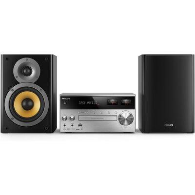 Микро музикална система Philips BTB8000, Bluetooth, USB, 150 W