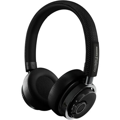 Bluetooth Слушалки Philips Fidelio M2BTBK