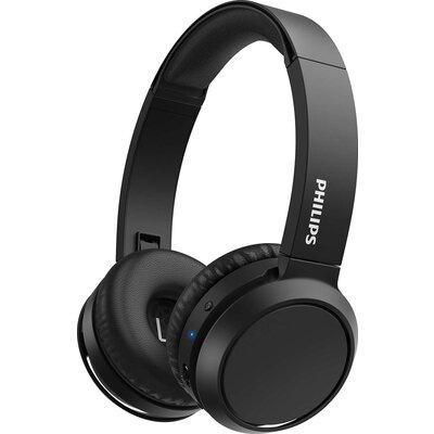 Bluetooth Слушалки Philips TAH4205BK, черни