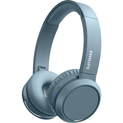 Bluetooth Слушалки Philips TAH4205BL, сини