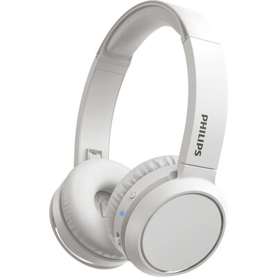Bluetooth Слушалки Philips TAH4205WT, бели