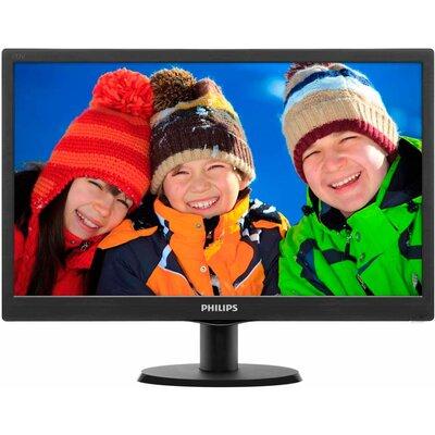 """Монитор Philips 193V5LSB2 18.5"""" HD LED"""
