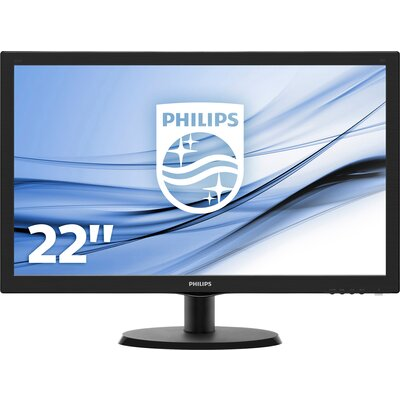 """Монитор Philips 223V5LHSB2 - 22"""" FHD LED"""