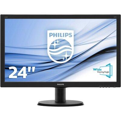 """Монитор Philips 243V5LSB5 - 23.6"""" FHD LED"""