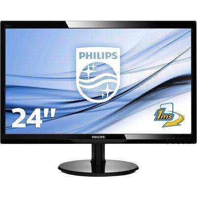 """Монитор Philips 246V5LHAB 24"""" FHD LED"""