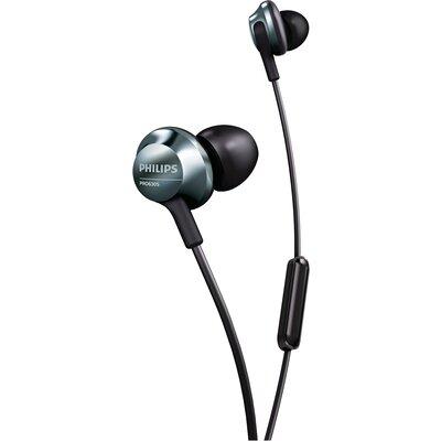 Слушалки тапи с микрофон Philips PRO6305BK