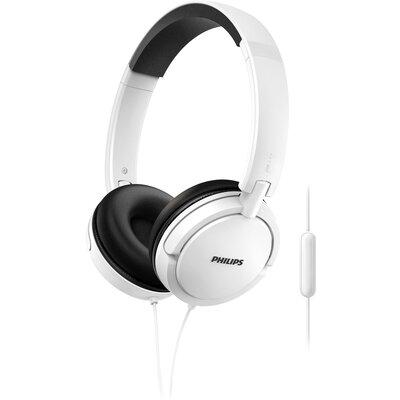 Слушалки с микрофон Philips SHL5005WT