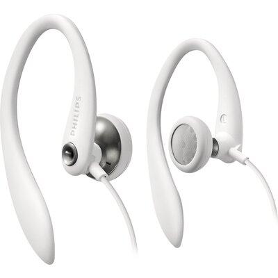 Слушалки тапи Philips Flexible Fit SHS3300WT