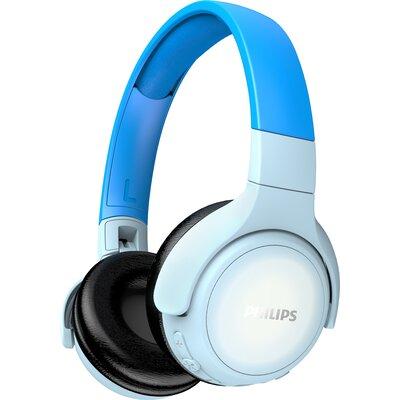 Bluetooth Слушалки Philips TAKH402BL, син