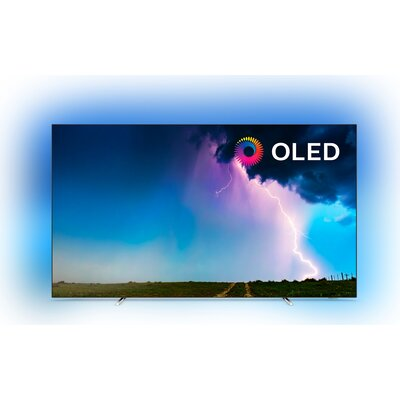 "Телевизор Philips 65OLED754 - 65"" 4K UHD OLED HDR, Smart"