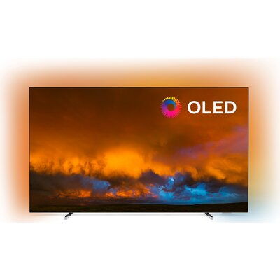 "Телевизор Philips 55OLED804 - 55"" 4K UHD OLED HDR, Android TV"