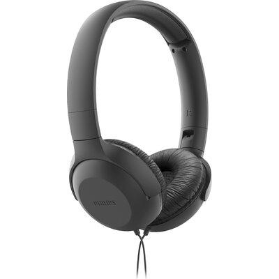 Слушалки с микрофон Philips UpBeat TAUH201BK