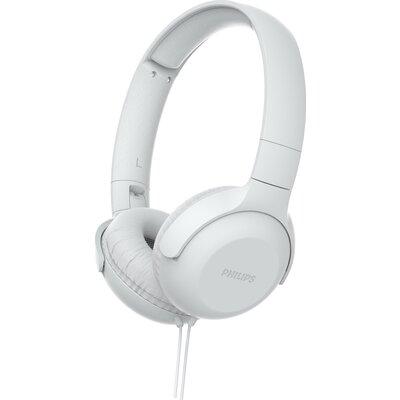 Слушалки с микрофон Philips UpBeat TAUH201WT