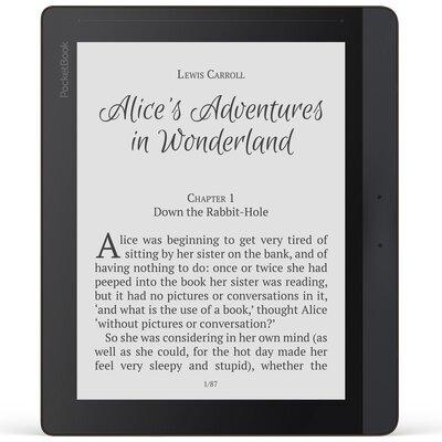 "eBook четец PocketBook InkPad, 8"", Тъмнокафяв"