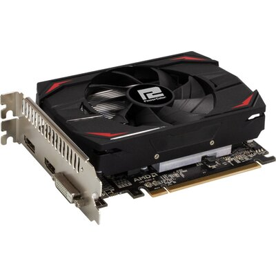 Видео карта PowerColor Red Dragon Radeon RX 550 4GB GDDR5