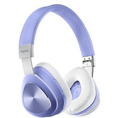 Bluetooth слушалки Rapoo S700, Лилави