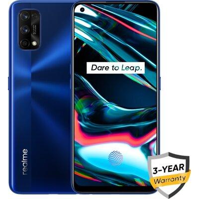 Телефон realme 7 Pro RMX2170 - 128GB Mirror Blue