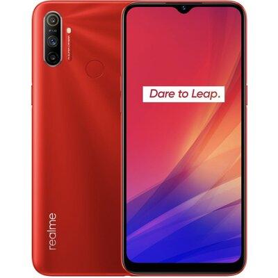 Телефон realme C3 RMX2020 - 64GB Blazing Red