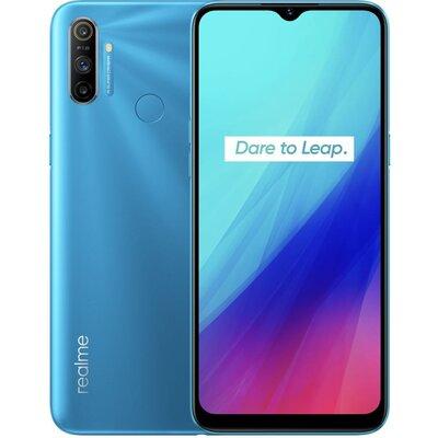 Телефон realme C3 RMX2020 - 64GB Frozen Blue