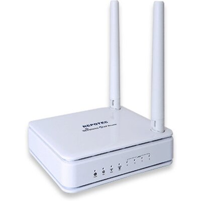 Безжичен рутер REPOTEC RP-WR5444 - Wireless-N 4-Port AP Router, 2T2R